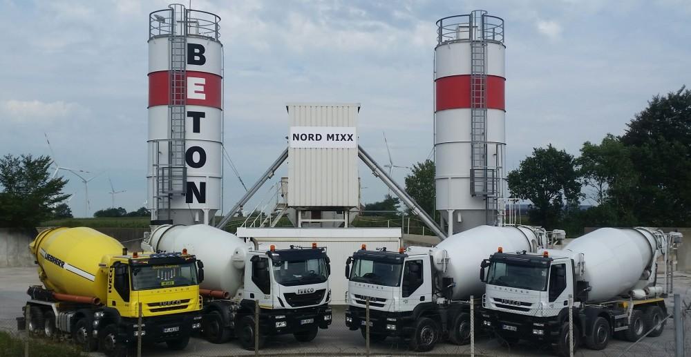 Nord Mixx GmbH – Beton für Nordfriesland aus Viöl
