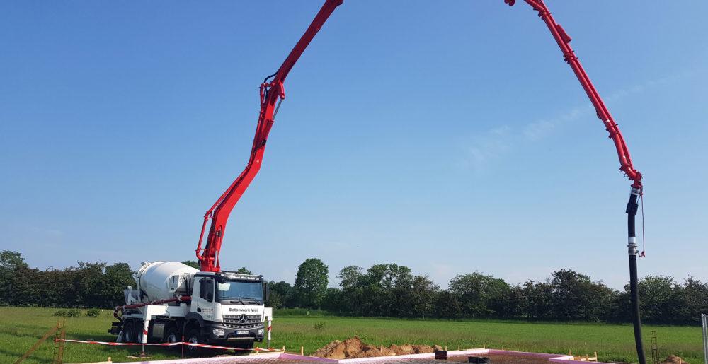 Nord Mixx GmbH – Betonwerk Viöl . Wir sind Ihr Betonlieferant im Raum Nordfriesland , Schleswig – Flensburg und Umgebung